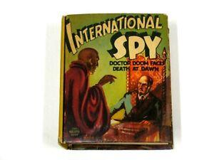 1937 International Spy, Doctor Doom Faces Death at Dawn #1148 Big Little Books