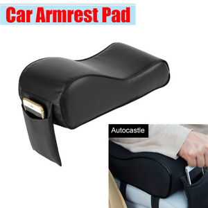 Car Armrest Pad Cushion Mat Covers Auto Interior Parts Comfortable Memory Foam