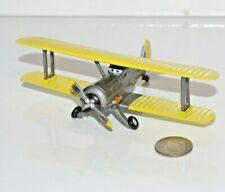 Disney Pixar Planes Fire Rescue Leadbottom Biplane Diecast Metal 1:43 Vitamin
