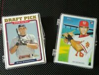 PICK YOUR TEAM - MLB Baseball Cards - 50Ct Lots - DODGERS - ASTROS - RAYS & More