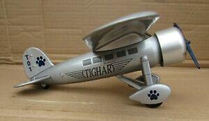 Liberty Classics 'TIGHAR' T-01 Vega Plane Ltd Ed Diecast Plane - Complete & VGC