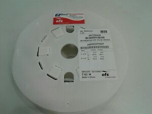 OFS Spool of Fiber Optic IN/OUTDOOR Cable 25 Feet JR5DK001SCASCA025F-SPOOL