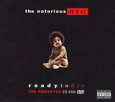 The Notorious B.I.G. - Ready to Die: The Remaster (CD & DVD 2006, Bad Boy)