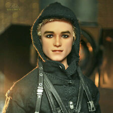1/6 Ooak Mattel Barbie Collector The Hunger Games: Mockingjay Peeta Doll Repaint