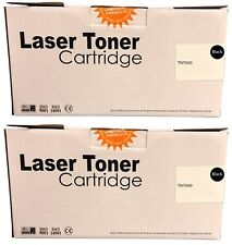 Compatible TN-7600 Black Twin High Yield Toner Cartridges for Brother HL-1670N
