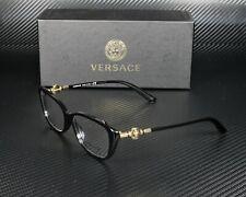 VERSACE VE3206 GB1 Black Demo Lens 54 mm Women's Eyeglasses
