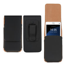 kwmobile Gürtel Tasche für Sony Xperia Z3 Compact Z5 Compact Hülle Kunstleder