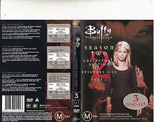 Buffy The Vampire Slayer-1997/03-TV Series USA-Season Two[12 Episode 3 Disc]-DVD