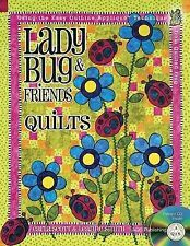 NEW Ladybug & Friends Quilts by Scott