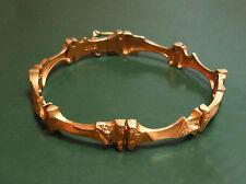 Original LAPPONIA 585er GOLD-ARMBAND Mukka • 19,5 g Goldarmband