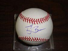 T.J. Beam autographed baseball (coa)