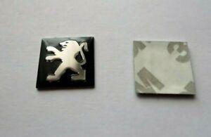 Sticker logo clé Peugeot Flip 107 207 307 308 407 607 807 1007 3008 4007