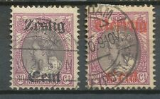 Nederland  102 - 103 gebruikt (2)