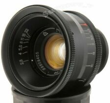 JUPITER-12 35mm f2.8 USSR Lens M39 LTM Leica M FED Zorki RF camera 35/2.8 Biogon