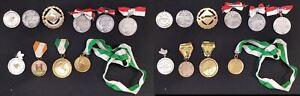 Hannover 26 Piezas Material Pines, Medalla Un Protegen / Jägers (44791)