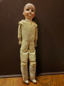 Lilly bisque head doll
