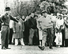 Arnold Palmer and Jackie Gleason Playing Golf Together Photo Picture Print