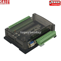 PLC Industrial Control Board FX1N 24MT DC24V 0.7A 14 Output 10 Input 4 Way Pulse