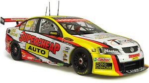 2009 Russell Ingall Supercheap VE Commodore 1:18 Classic Carlectables