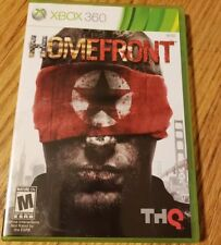 Homefront Microsoft Xbox 360