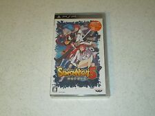 Summon Night 5 Sony PSP Japan Import FREE SHIPPING