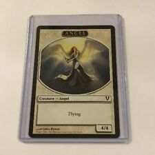 Magic the Gathering MTG Angel and Demon Flip Token Avacyn Nr Mint
