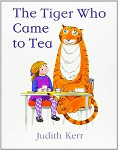 The Tiger Who Came to Tea,Judith Kerr