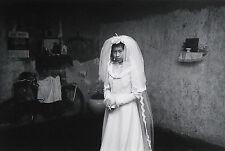 Abigail HEYMAN: Mayan Bride, 1979-1982 / SILVER print / Printed 1997 / SIGNED!