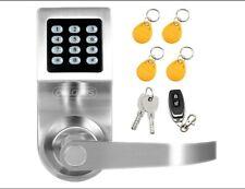 Colosus Ndl302 Keyless Electronic Digital Smart Door Lock Keypad - SmartCode &