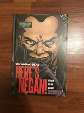 The Walking Dead #100 Heres Negan Barnes & Noble Variant Exclusive HC Sealed New