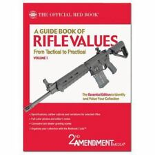 Rifle Values Guidebook Tactical to Practical 2nd Amendment Media Vol 1 RED BOOK