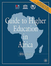 Guide to Higher Education in Africa (Internation, International Association of U