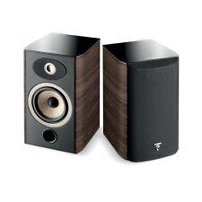 Focal ARIA 905 Walnut Bookshelf Speaker Pair
