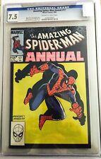Amazing Spider-Man Annual #17 CGC 7.5 - 1983 - Bronze Age
