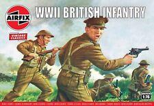 Airfix 1/76 (20mm) WWII British Infantry