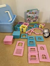 Magblock 103 Pcs Magnetic Building Blocks Stem Educational Toys Set for Boy Girl
