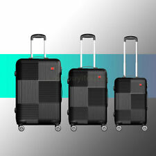 Luggage Sets Trolley ABS Spinner Hard Shell Suitcase 20