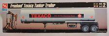 AMT/ERTL - 1/25 - FRUEHAUF TEXACO Tanker Trailer - model kit