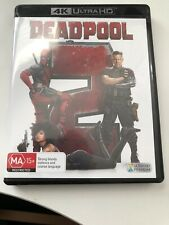 Deadpool 2 4K UHD 119 minutes