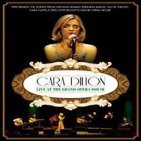 Dillon Cara - Live At The Grande Opera H Nuovo DVD