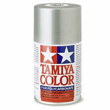 Tamiya - colori Spray Ps41 Bright Silver per Policarbonato100 ml