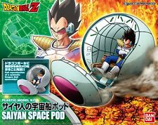 DRAGON BALL Z MECHA SAIYAN SPACE POD NAVE VEGETA FIGURE RISE FIGURA NEW