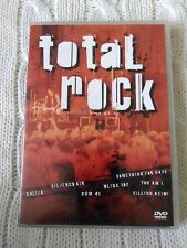 TOTAL ROCK - DVD, REGION-ALL, LIKE NEW, FREE SHIPPING WITHIN AUSTRALIA