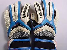 New Reusch Soccer Goalie Gloves Pulse Pro G2 Bundesliga Size 9 3670907S Blue