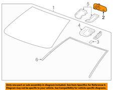 GM OEM Inside-Rearview Rear View Mirror 13585947