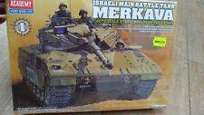 Academy 1:48 Israeli Army Merkava Main Battle Tank Gaza War Plastic Model Kit