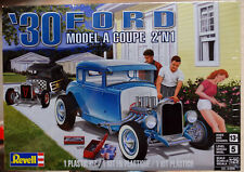 Revell 4464 Bausatz 1929 Ford Model A Coupe 2´n1 1:25  neu 2021