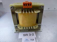 Ulmer Tue 0,6 Transformer 0,6kVA Primary 400V 1,32A , Sek 230V 2,61A