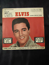 ELVIS PRESLEY- One broken heart for sale/they remind me too much of you