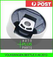 Fits VOLKSWAGEN BEETLE II A5 2012- - Under Body Chassis Mountm Rubber Bush